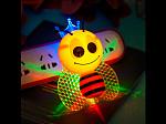 LUZ NOTURNA BEE LED TASCHIBRA 0,5W AUTOVOLT